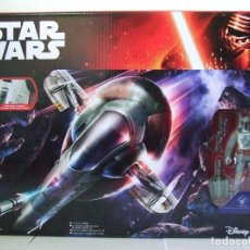 Figuren von Star Wars - SLAVE I + FIGURA BOBA FETT - STAR WARS DISNEY HASBRO - NAVE JUGUETE THE EMPIRE STRIKES BACK - 82326608