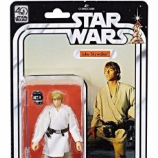 "STAR WARS Hasbro Figura Black Series 6"" Luke Skywalker Star Wars 40th Anniversary 15 cm"