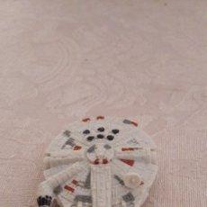 Figuras y Muñecos Star Wars: NAVE VEHICULO STAR WARS. MILLENIUM FALCON 1. COMPLETA. MINIATURES MICROMACHINES. Lote 83631028
