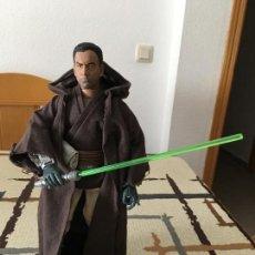 Figures and Dolls Star Wars - STAR WARS. Jango Fett como iniciado en la Fuerza. Figura articulada de 1/6. Customizada. - 83760680