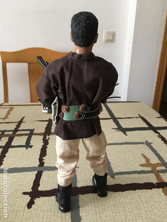 Figuras y Muñecos Star Wars: STAR WARS. Jango Fett como iniciado en la Fuerza. Figura articulada de 1/6. Customizada. - Foto 4 - 83760680