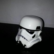 Figuras y Muñecos Star Wars: STARS WARS CASCO QUE SE ABRE PARA GUARDAR COSAS Y ADORNO. Lote 83779876