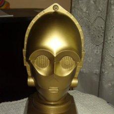 Figuras y Muñecos Star Wars: ORIGINAL BUSTO STAR WARS CABEZA DE C3PO EPISODIO III , DE COLECCION. Lote 83854912