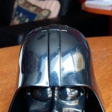 Figuras y Muñecos Star Wars: DARTH VADER CABEZA CON JUEGO Y SONIDO FUNCIONANDO ORIGINAL DE L.F.L PUBLICIDAD MACDONALS AÑO 2009. Lote 84420772