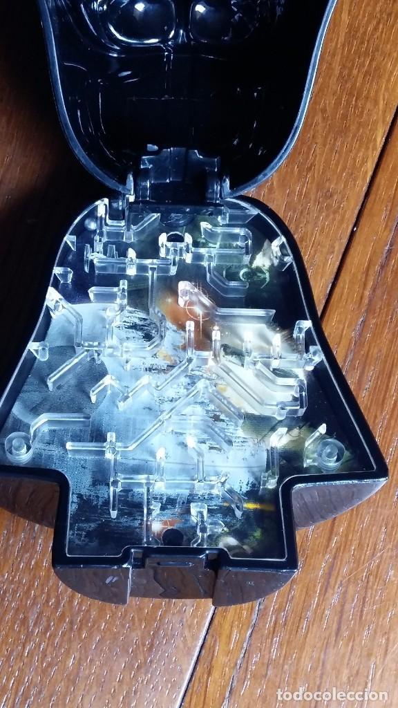 Figuras y Muñecos Star Wars: DARTH VADER CABEZA CON JUEGO Y SONIDO FUNCIONANDO ORIGINAL DE L.F.L PUBLICIDAD MACDONALS AÑO 2009 - Foto 10 - 84420772