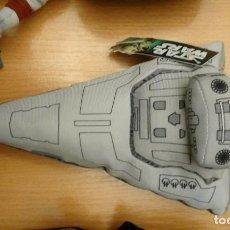 Figuras y Muñecos Star Wars: PELUCHE DESTRUCTOR ESTELAR NAVE STAR WARS STAR DESTROYER NUEVO ORIGINAL GUERRA GALAXIAS. Lote 84658672