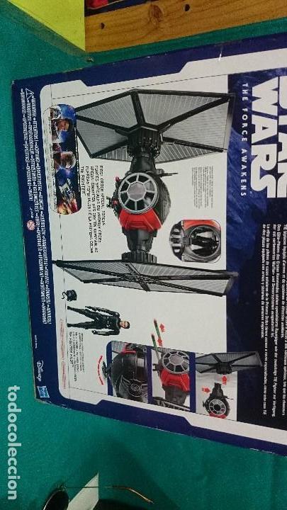 Figuras y Muñecos Star Wars: STAR WARS, TIE FIGHTER , HASBRO - Foto 4 - 85083264
