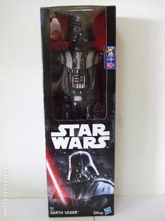 Las 12 30 Star Juguete Pulgadas Wars Cm La De Vader Darth Hasbro Disney Figura Guerra Galaxias TlK1JFc3