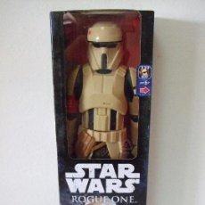 Figuras y Muñecos Star Wars: FIGURA SHORETROOPER 30 CM - STAR WARS ROGUE ONE HASBRO DISNEY SOLDADO IMPERIAL STORMTROOPER MUÑECO. Lote 190239823