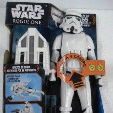 Figuras y Muñecos Star Wars: STAR WARS: ROGUE UNO IMPERIAL STORMTROOPER INTERACTECH. DISNEY HASBRO ¡¡NUEVO!!. Lote 86154100