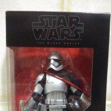 Figuras y Muñecos Star Wars: STAR WARS THE BLACK SERIES 06 CAPTAIN PHASMA DE HASBRO. Lote 86348764