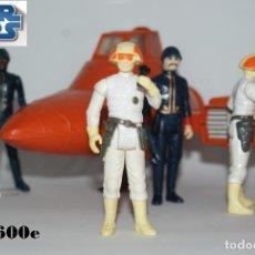 Figuras y Muñecos Star Wars: CLOUD CAR PILOT - +RADIO - 1981 - VINTAGE - STAR WARS - STARWARS - BESPIN - EL IMPERIO CONTRAATACA. Lote 86629692