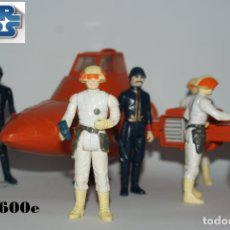 Figuras y Muñecos Star Wars: CLOUD CAR PILOT - +BLASTER - 1981 - VINTAGE - STAR WARS - STARWARS - BESPIN - EL IMPERIO CONTRAATACA. Lote 86629456