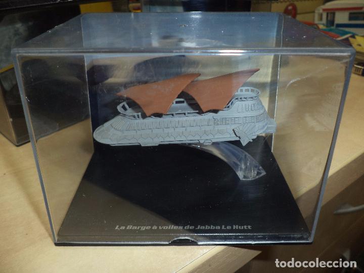 Figuras y Muñecos Star Wars: La barcaza de Jabba el Hutt.Altaya Star Wars. - Foto 2 - 86690384