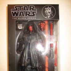 Figuras y Muñecos Star Wars: DARTH MAUL-STAR WARS-BLACK SERIES-HASBRO-NUEVA. Lote 106621898