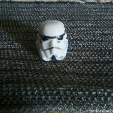 Figuras y Muñecos Star Wars: LAPIÑECO CABEZA CLONE TROOPER STAR WARS. SOLDADO IMPERIAL. Lote 87605868