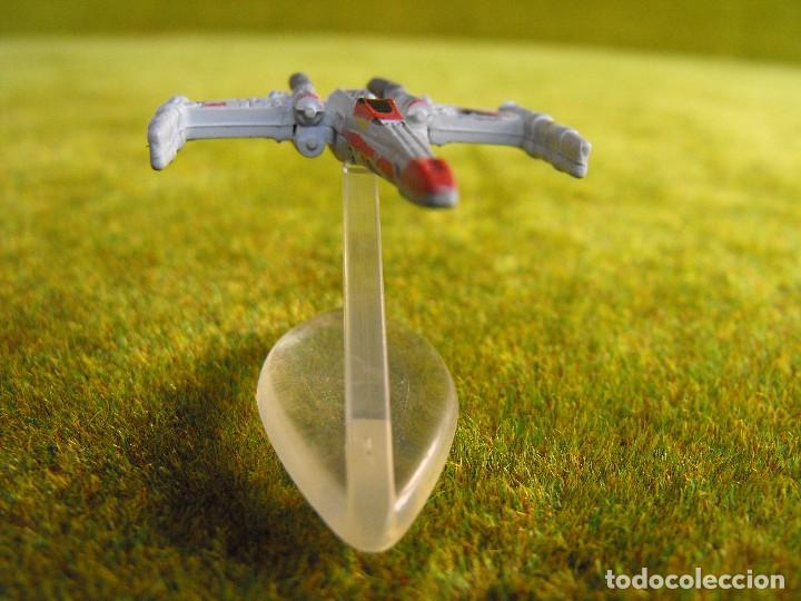 Figuras y Muñecos Star Wars: Star Wars. Micromachines. X-WING STARFIGHTER. Colección III. Miniaturas. - Foto 2 - 89262996