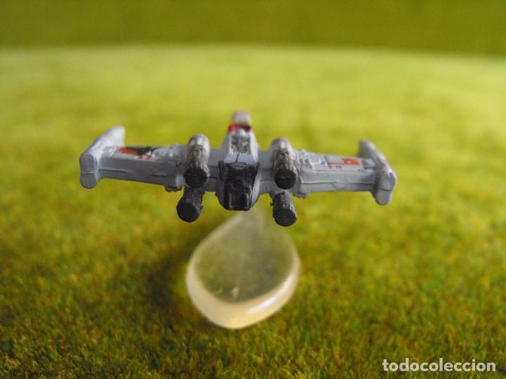 Figuras y Muñecos Star Wars: Star Wars. Micromachines. X-WING STARFIGHTER. Colección III. Miniaturas. - Foto 4 - 89262996