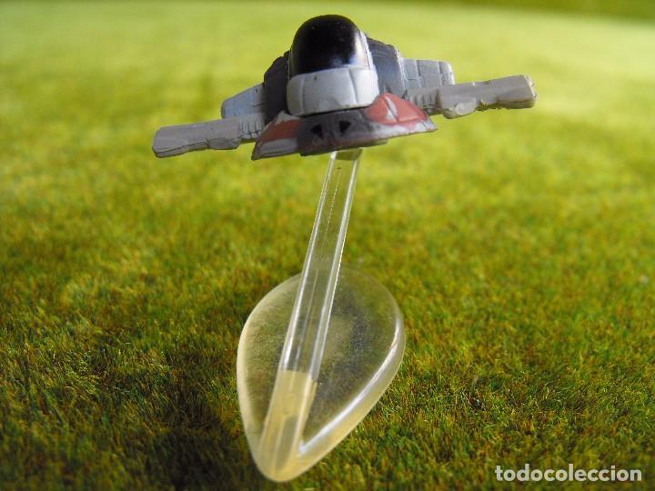 Figuras y Muñecos Star Wars: Star Wars. Micromachines. BOBA FETT´SSLAVE I. Colección VI. Miniaturas. - Foto 2 - 89263172
