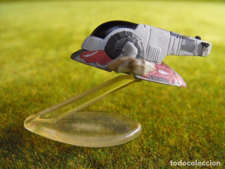 Figuras y Muñecos Star Wars: Star Wars. Micromachines. BOBA FETT´SSLAVE I. Colección VI. Miniaturas. - Foto 3 - 89263172