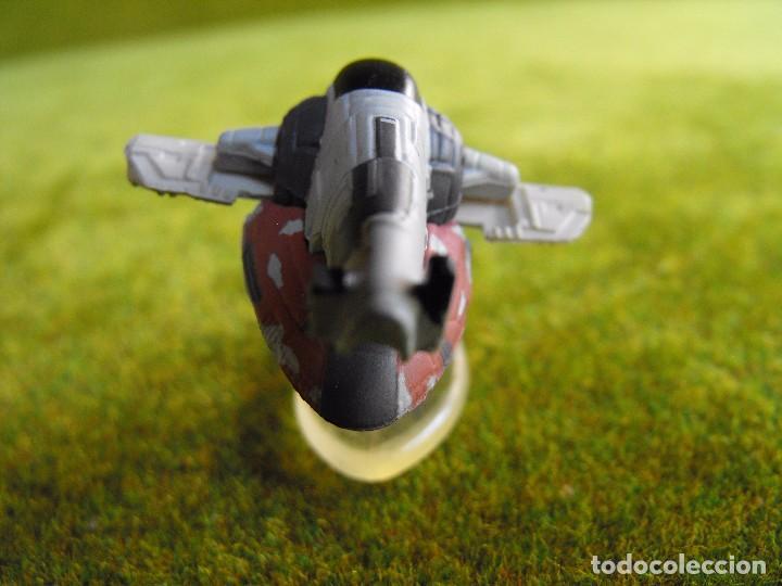 Figuras y Muñecos Star Wars: Star Wars. Micromachines. BOBA FETT´SSLAVE I. Colección VI. Miniaturas. - Foto 4 - 89263172