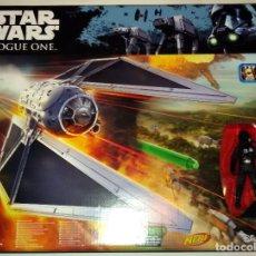 Figuras y Muñecos Star Wars: STAR WARS # TIE STRIKER CON TIE FIGHTER PILOT # ROGUE ONE - NUEVO EN SU CAJA ORIGINAL DE HASBRO.. Lote 116630616