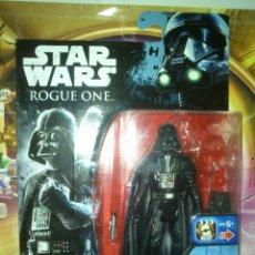 Figuras y Muñecos Star Wars: FIGURA STAR WARS-ROGUE ONE DE DARTH VADER - HASBRO - DISNEY - 2016, NUEVA, EN CAJA. Lote 89464208
