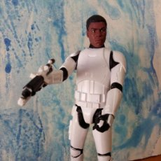 Figuras y Muñecos Star Wars: FIGURA STAR WARS THE FORCE AWAKENS FINN (FN-2187) DISNEY, HASBRO 30 CMS. 12''.. Lote 89744244