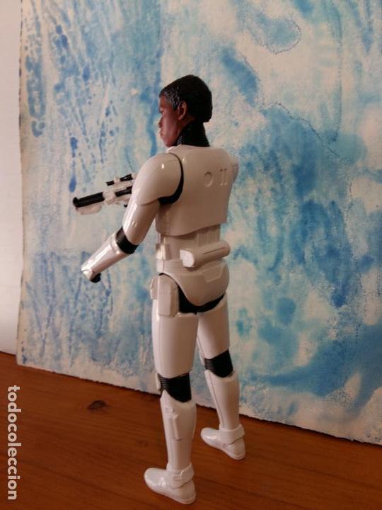Figuras y Muñecos Star Wars: FIGURA STAR WARS THE FORCE AWAKENS FINN (FN-2187) DISNEY, HASBRO 30 cms. 12''. - Foto 2 - 89744244
