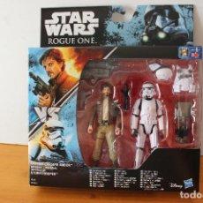 Figuras y Muñecos Star Wars: STAR WARS CAPTAIN CASSIAN ANDOR IMPERIAL STORMTROOPER DISNEY HASBRO.. Lote 134717045
