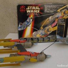 Figuras y Muñecos Star Wars: NAVE PODRACER DE ANAKIN SKYWALKER - STAR WARS - EPISODIO I - HASBRO - EN CAJA ORIGINAL.. Lote 89837644