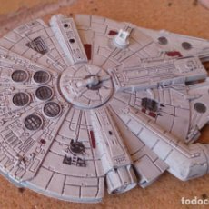Figuras y Muñecos Star Wars: STAR WARS NAVE HALCÓN MILENARIO PLANETA DEAGOSTINI . Lote 90125604