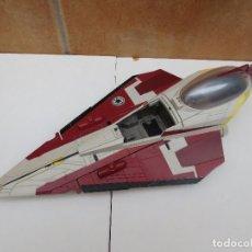 Figuras y Muñecos Star Wars: NAVE STAR WARS - INTERCEPTOR - DELTA 7 - 2008 LFL.. Lote 90674900