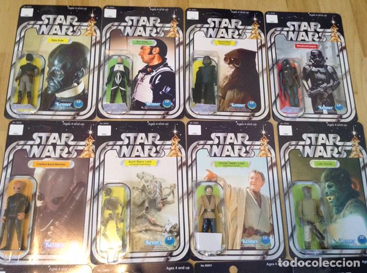 Figuras y Muñecos Star Wars: STAR WARS LOTE CUSTOM EXCLUSIVO IDEAL PARA COLECCIONISTAS - Foto 3 - 91406038