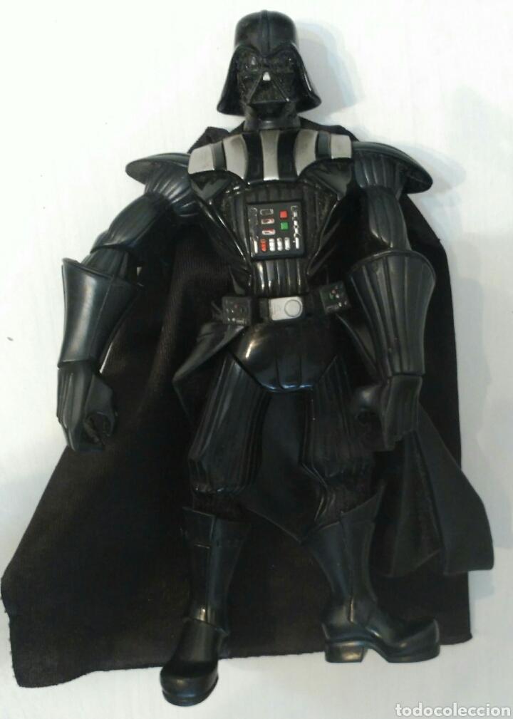 Figuras y Muñecos Star Wars: DARTH VADER FW 85356. TODO ARTICULADO. STAR WARS, MIDE 19 CM - Foto 2 - 91580588
