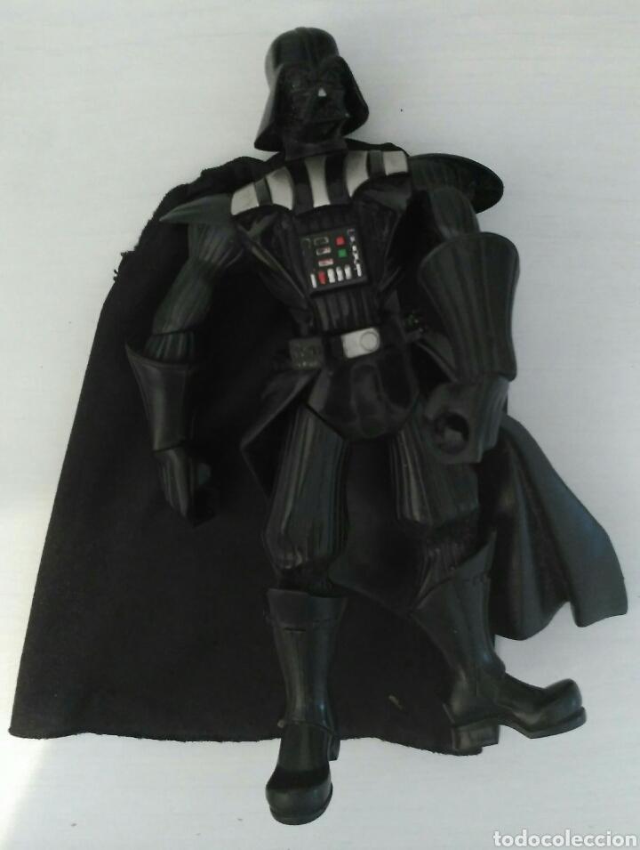 Figuras y Muñecos Star Wars: DARTH VADER FW 85356. TODO ARTICULADO. STAR WARS, MIDE 19 CM - Foto 6 - 91580588