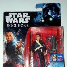 Figuras y Muñecos Star Wars: STAR WARS # CHIRRUT IMWE # ROGUE ONE - NUEVO EN SU BLISTER ORIGINAL DE HASBRO.. Lote 96630452