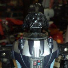 Figuras y Muñecos Star Wars: TRANSFORMER DARTH VADER / TIE FIGHTER.STAR WARS LFL.. Lote 92144755
