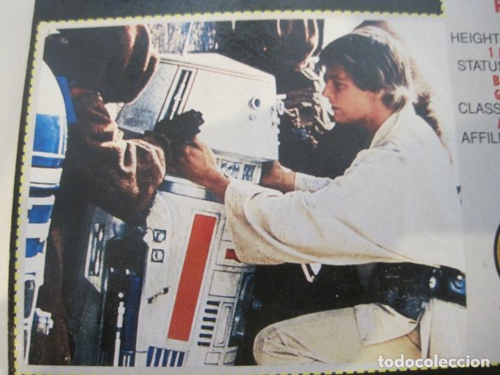 Figuras y Muñecos Star Wars: STAR WARS FIGURA R5-D4 DEL AÑO 1996 EN BLISTER Y PROTECTOR PVC - Foto 4 - 92245755
