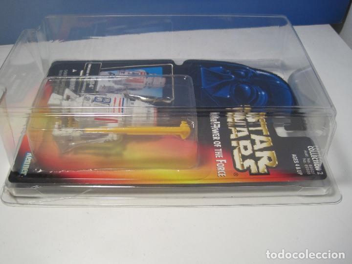 Figuras y Muñecos Star Wars: STAR WARS FIGURA R5-D4 DEL AÑO 1996 EN BLISTER Y PROTECTOR PVC - Foto 8 - 92245755