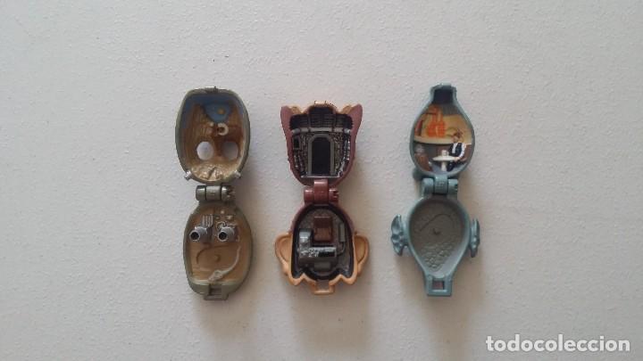 Figuren von Star Wars: 3 caras star wars micromachine - Foto 2 - 92394390