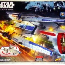 Figuras y Muñecos Star Wars: STAR WARS # REBEL U-WING FIGHTER # ROGUE ONE - NUEVO EN SU CAJA ORIGINAL DE HASBRO.. Lote 116630687