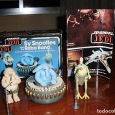 Figuras y Muñecos Star Wars: REBO BAND TRILOGO STAR WARS VINTAGE RETORNO DEL JEDI. Lote 93403775