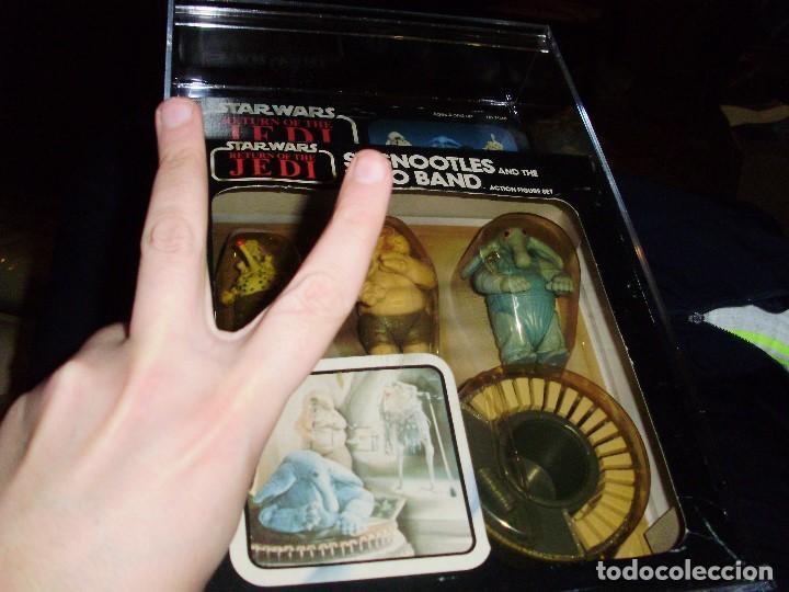 Figuras y Muñecos Star Wars: STAR WARS REBO BAND ( LAS 2 VERSIONES ) SY SNOOTLES RETORNO DEL JEDI KENNER VINTAGE - Foto 11 - 93404840