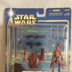 Figuras y Muñecos Star Wars: BLISTER STAR WARS ATTACK DE LOS CLONES DE HASBRO 2001. Lote 93565325