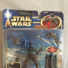 Figuras y Muñecos Star Wars: BLISTER STAR WARS ATTACK OF THE CLONES DE HASBRO DE 2001. Lote 93565503