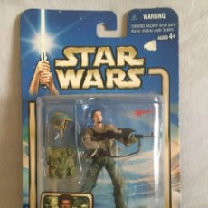 Figures and Dolls Star Wars - BLISTER STAR WARS THE ATTACK OF THE CLONES HASBRO 2002 - 93568473