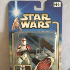 Figuras y Muñecos Star Wars: BLISTER STAR WARS THE ATTACK OF THE CÑONES. Lote 93568828