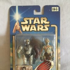 Figuras y Muñecos Star Wars: BLISTER STARS WARS THE ATTACK OF THE CLONES. Lote 93569269