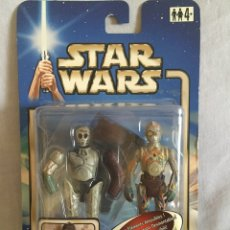 Figures and Dolls Star Wars - BLISTER STAR WARS THE ATTACK OF THE CLONES HASBRO 2001 - 93570334